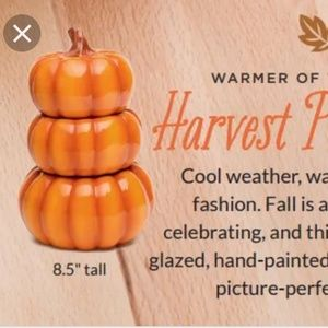 Scentsy Harvest Pumkins Warmer